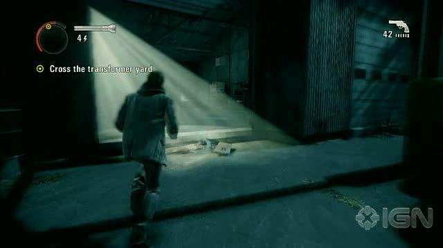 Alan Wake X360 - Walkthrough - Alan Wake - Nightmare Difficulty - Episode 5 - Warehouse Brawl