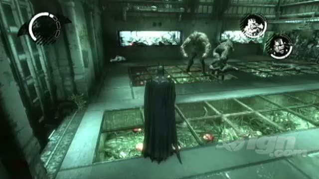 Batman Arkham Asylum Xbox 360 Guide-Walkthrough - Walkthrough Titan Boss Battle
