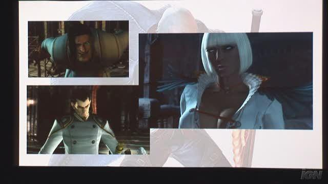 Devil May Cry 4 Xbox 360 Feature-Commentary - Video Presentation (HD)