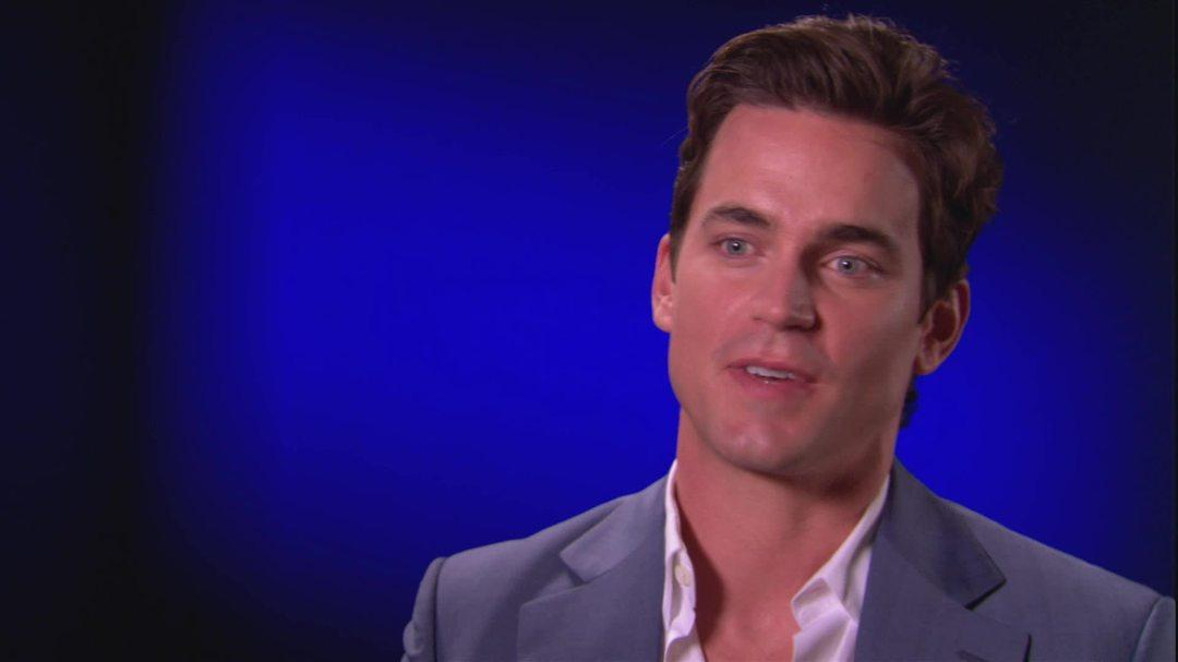 Superman Unbound - Matt Bomer Interview Clip 1