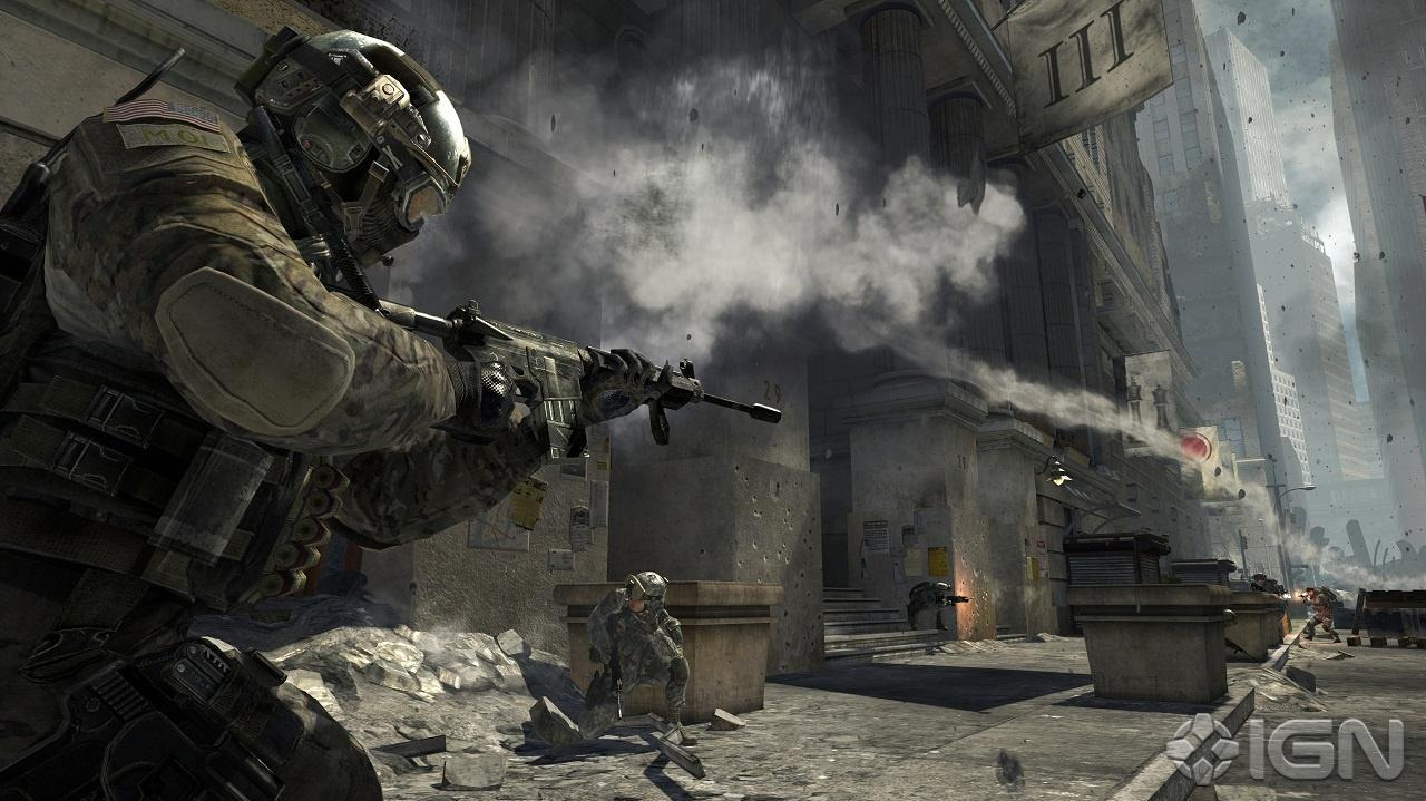 Call of Duty Modern Warfare 3 - Multiplayer Strike Packages BTS Vignette