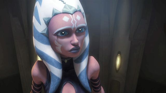 Star Wars Clone Wars Clip - Serious Charges