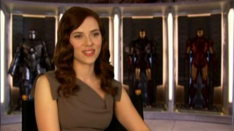 Iron Man 2 (2010) - Featurette Rebuilding The Suit - Scarlett Johansson Training