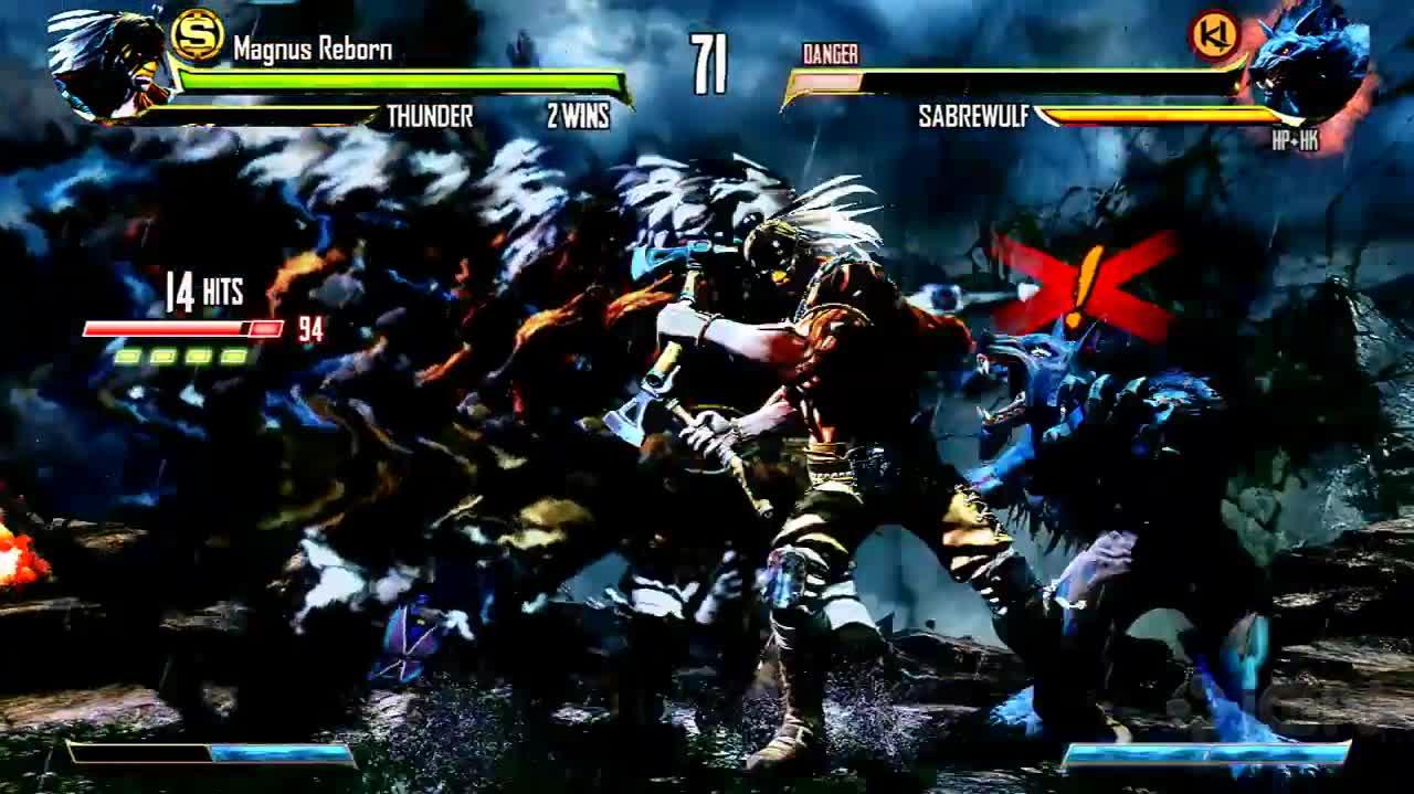 Killer Instinct - Thunder Makes it Rain