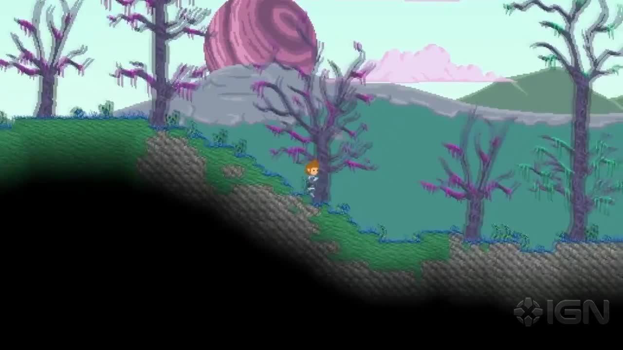 Starbound - Forest Demo