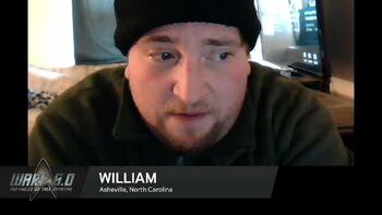 Star Trek Fan Census - William B