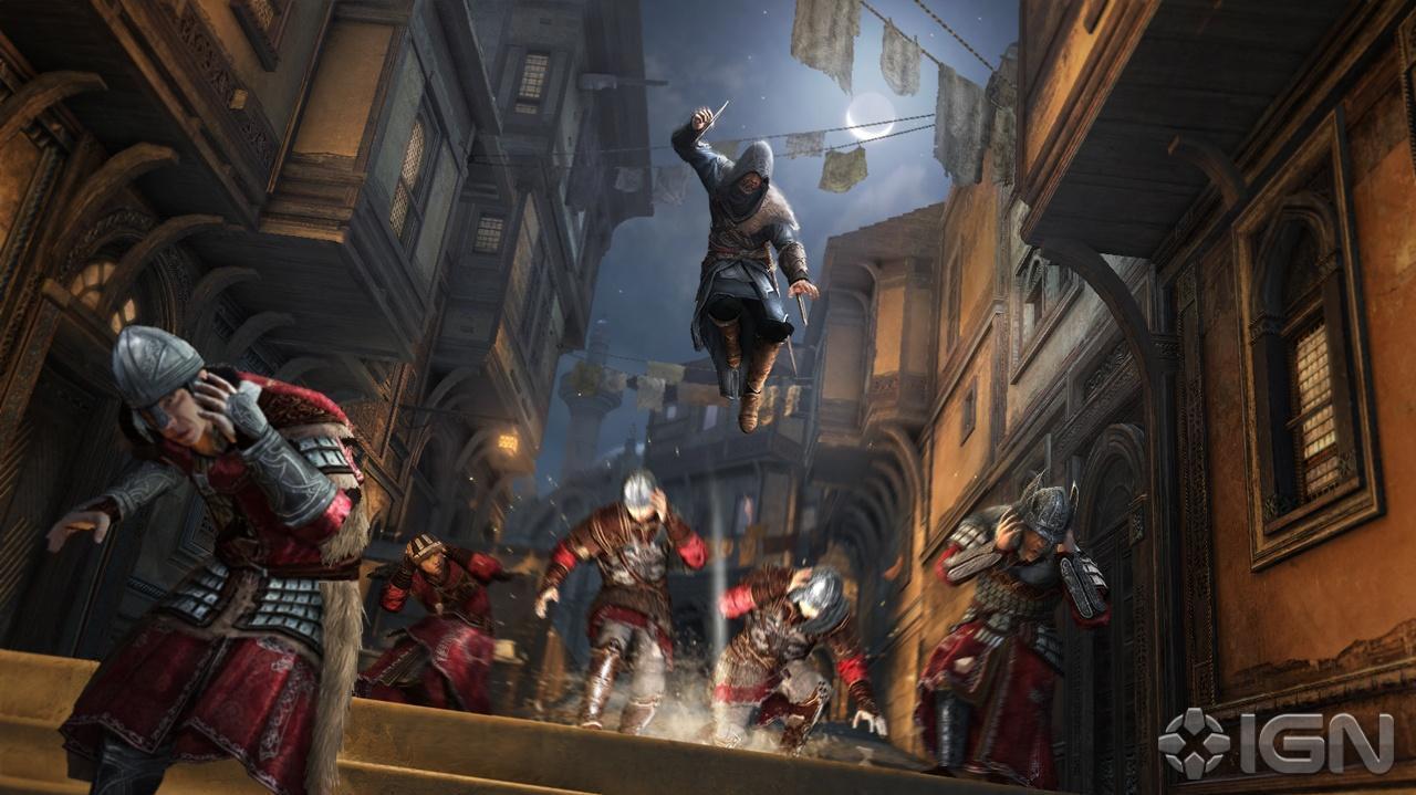 Assassin's Creed Revelations - Old Man Ezio Trailer