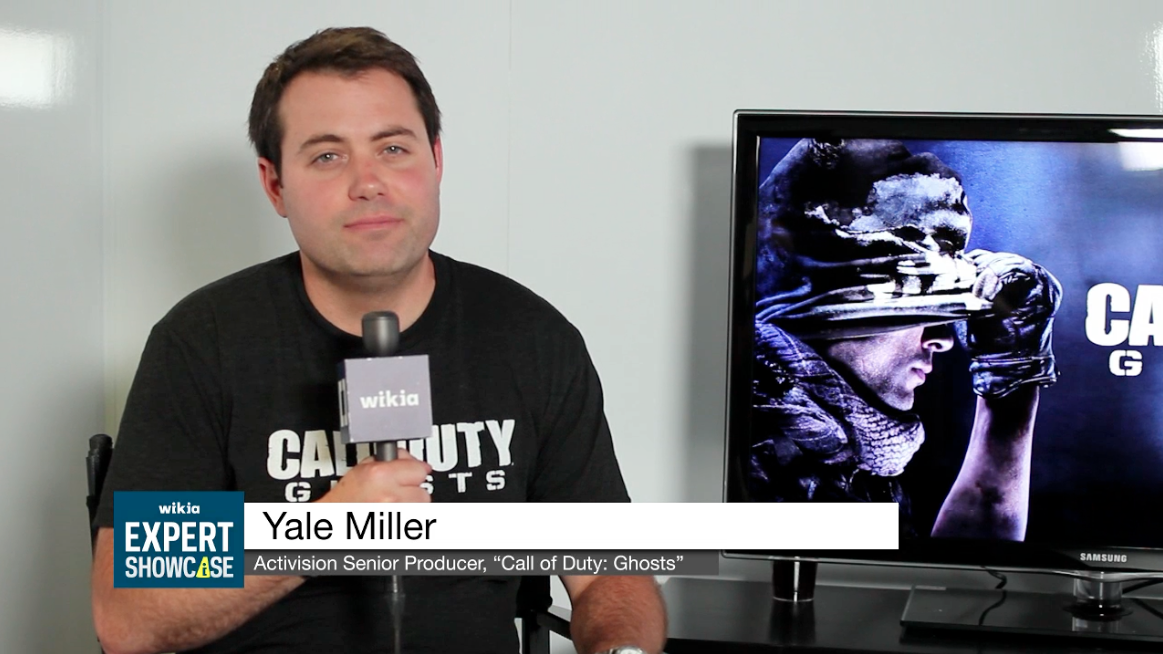 Expert Showcase Special Edition - Call of Duty Ghosts Interview