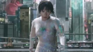 Ghost In The Shell Water Fight (German)