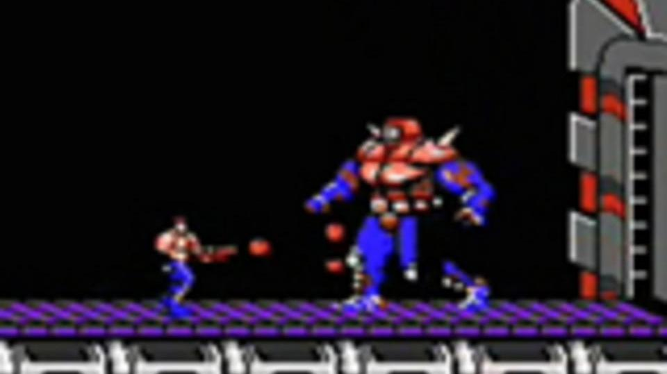 Watchmojo Video Game Classics Contra