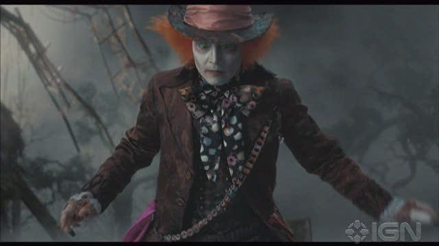 Alice in Wonderland (2010) Movie Review - Video Review
