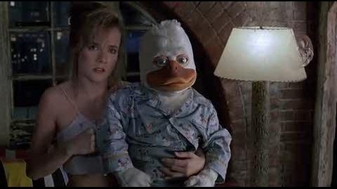 Howard the Duck - plan a way back to duck plant