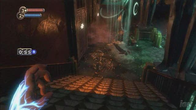 BioShock Xbox 360 Gameplay - Hacked Cameras (HD)