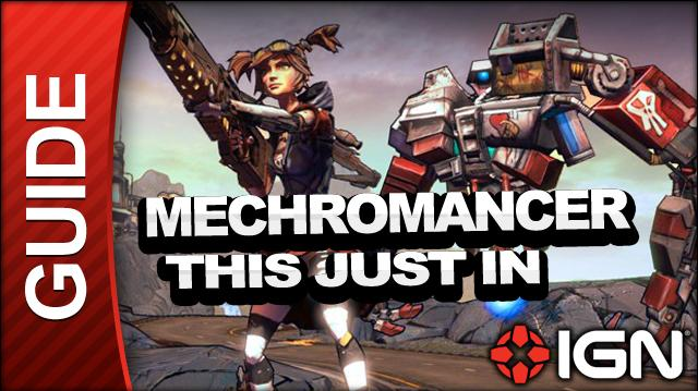 Borderlands 2 Mechromancer Walkthrough - This Just In - Side Mission