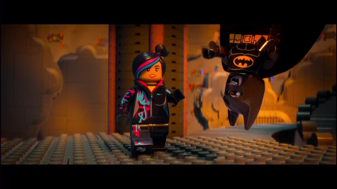 "The LEGO Movie - ""What if We Went Underwater"" Clip"