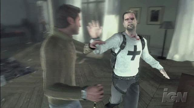 Robert Ludlum's The Bourne Conspiracy PlayStation 3 Gameplay - Hand to Hand Combat
