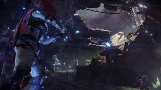 Destiny The Dark Below DLC - Hallway to Crota's Chamber - Part 3