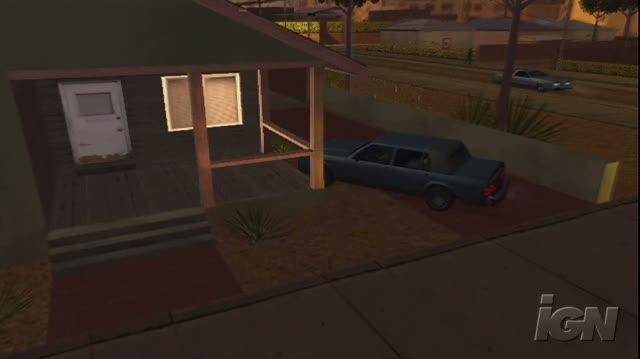 Grand Theft Auto San Andreas Xbox Live Gameplay - Drive-Thru Three