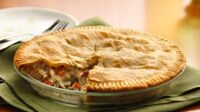 How to make easy chicken pot pie