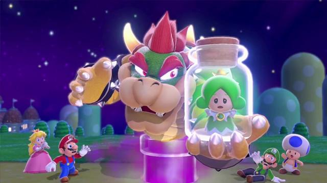 Wii U - Super Mario 3D World Gameplay Trailer
