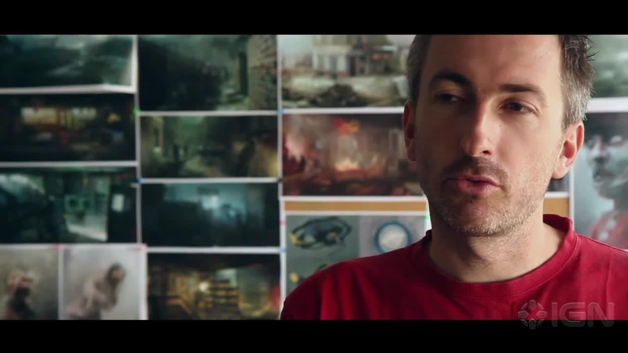 ZombiU Developer Diary