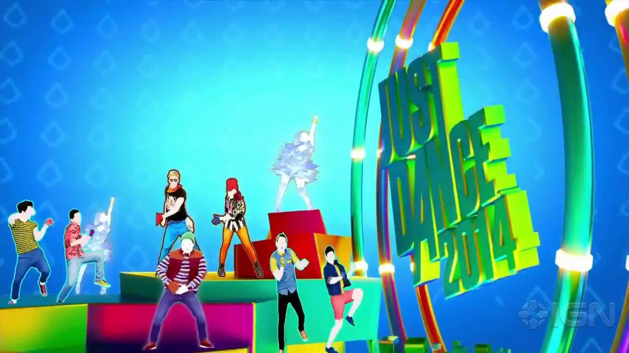 Just Dance 2014 Trailer - E3 2013