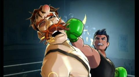 Punch-Out!! (VG) (2009) - Wii