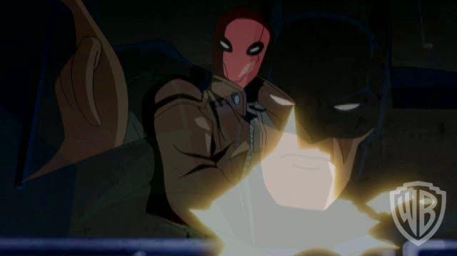 Batman Under the Red Hood Blu-ray Trailer - Teaser Trailer