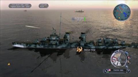 Battlestations Pacific (VG) (2009) - XBOX 360, PC