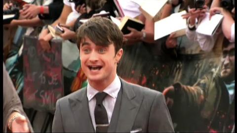 Harry Potter and the Deathly Hallows Part 2 (2011) - Featurette World Premiere