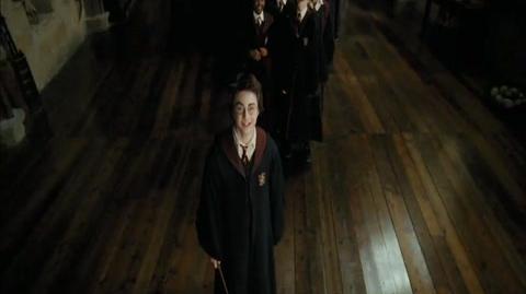 Harry Potter and the Prisoner of Azkaban - Harry's boggart