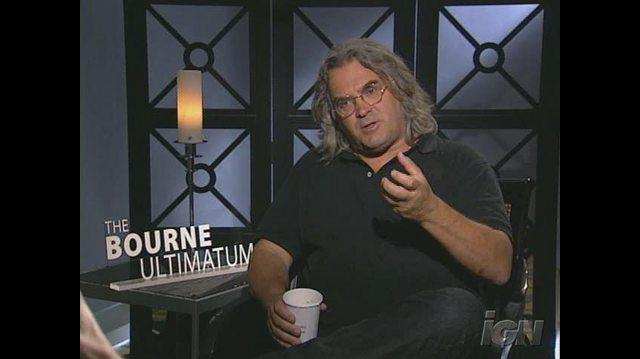The Bourne Ultimatum Movie Interview - Video Interviews