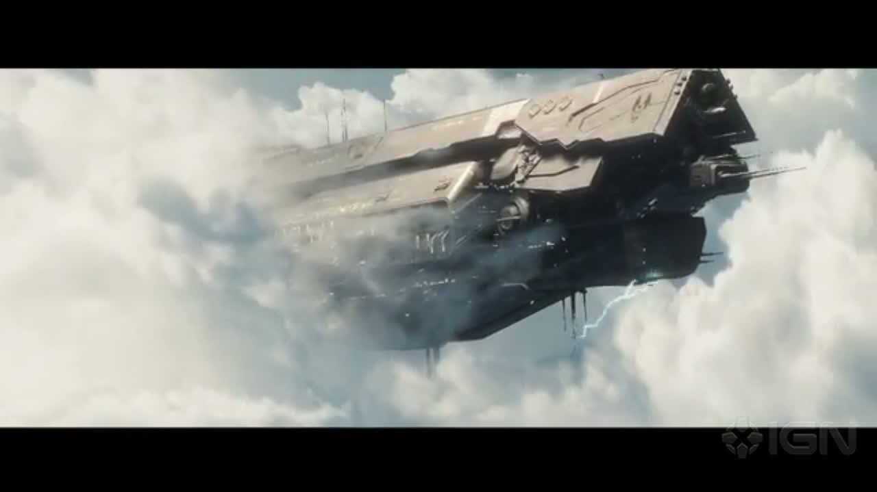 Halo 4 90-Second B-Roll Trailer
