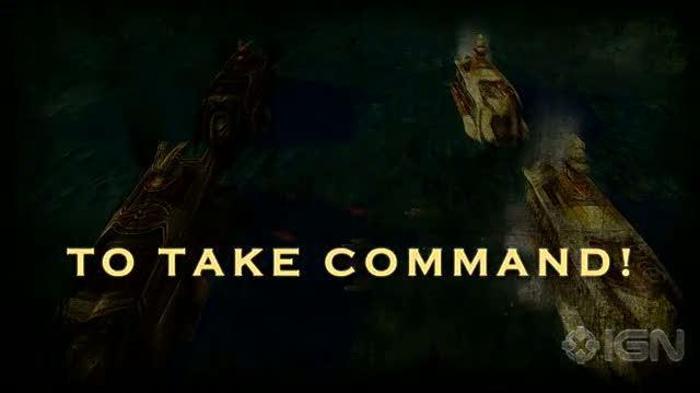 Aqua Naval Warfare Xbox Live Trailer - Teaser Trailer