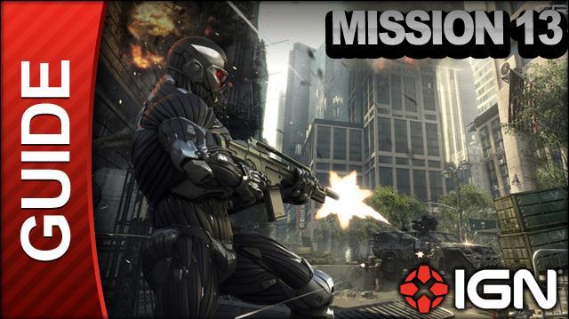 Crysis 2 - Mission 13 Terminus - Walkthrough