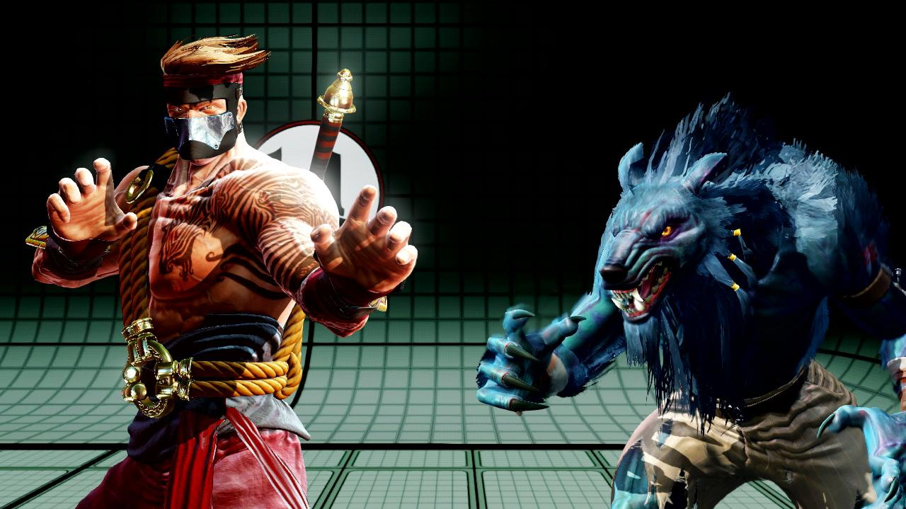 Killer Instinct Whats in Training Mode
