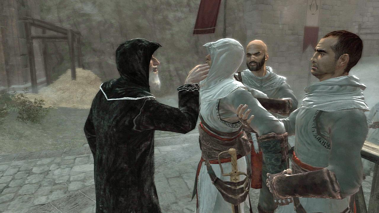 Assassin's Creed - Prologue Altair's Execution - Gameplay