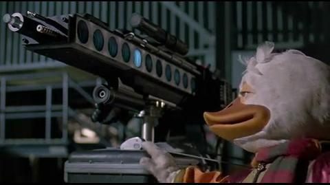Howard the Duck - fight with the dar over lord Part 3