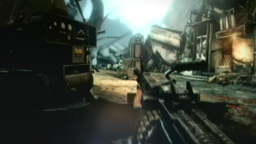 Killzone 3 Walkthrough Cruiser Wreckage Carrier Battle