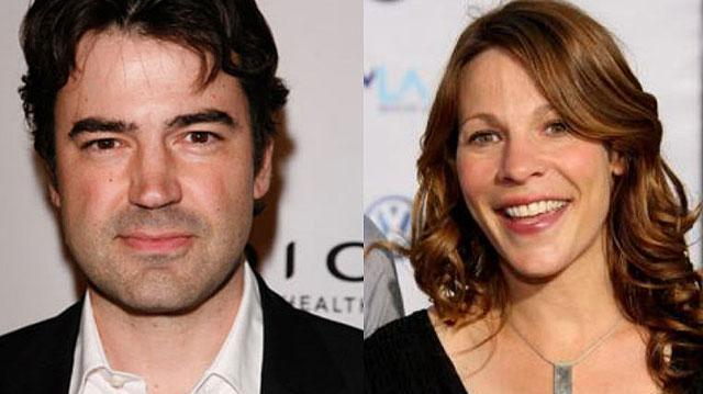 NYCC The Conjuring - Lili Taylor and Ron Livingston