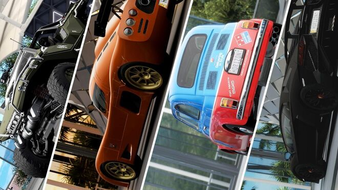 Race to The Centre of Forza Horizon 3