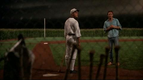 Field of Dreams - In love with baseball