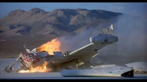 Jurassic Park III - explosion practice