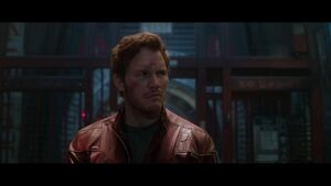 Guardians of the Galaxy - Meet Peter Quill
