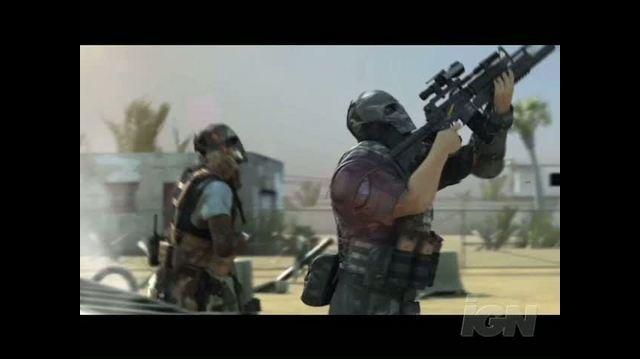Army of Two Xbox 360 Trailer - Coming Soon