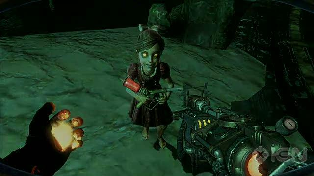 BioShock 2 Protector Trials X360 - Announcement Trailer