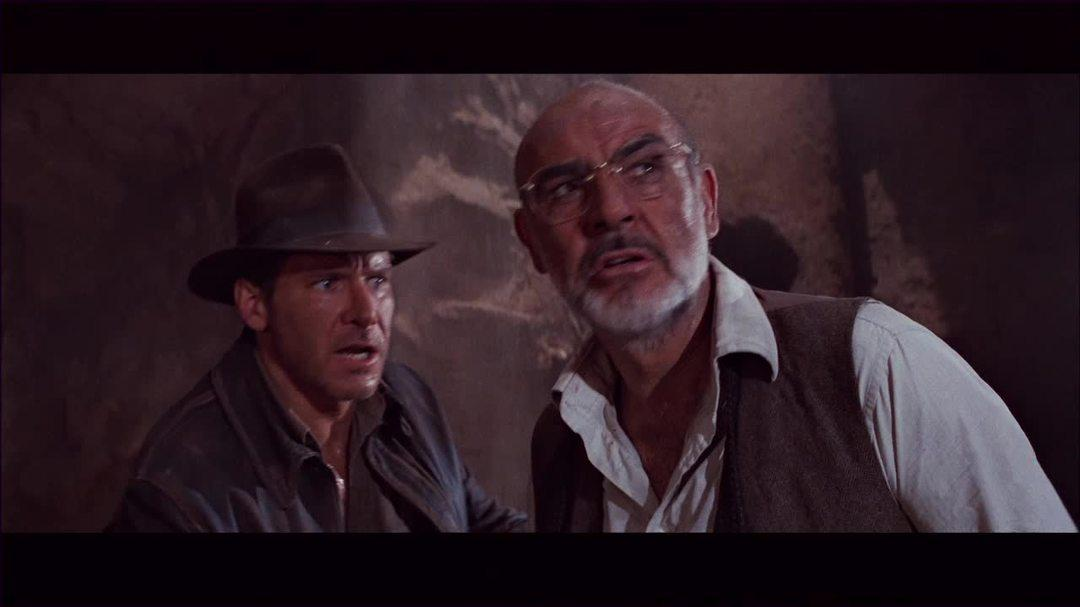 "Indiana Jones And The Last Crusade - Clip ""Indy Almost Retrieves The Holy Grail"""