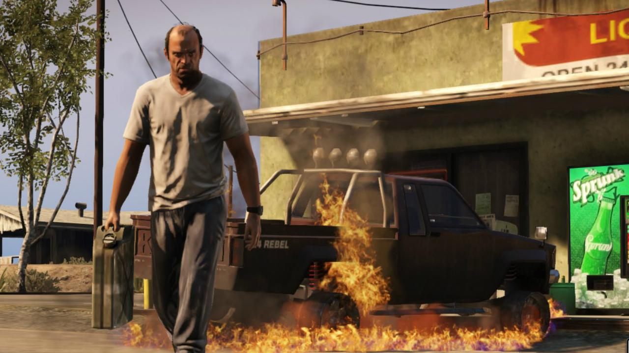 GTA 5 Cheats Infinite Health Hack