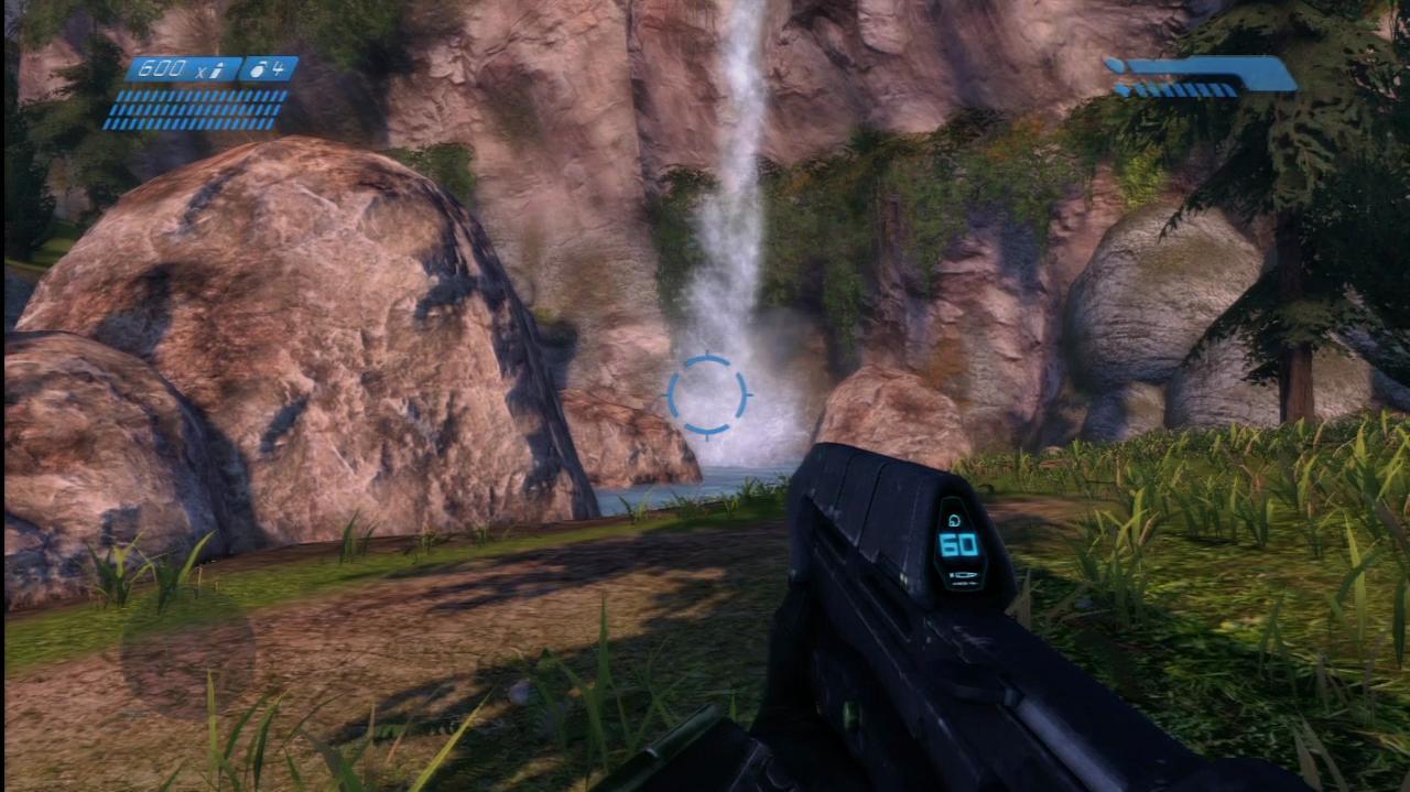 Halo Combat Evolved Anniversary Mythic Skull Location