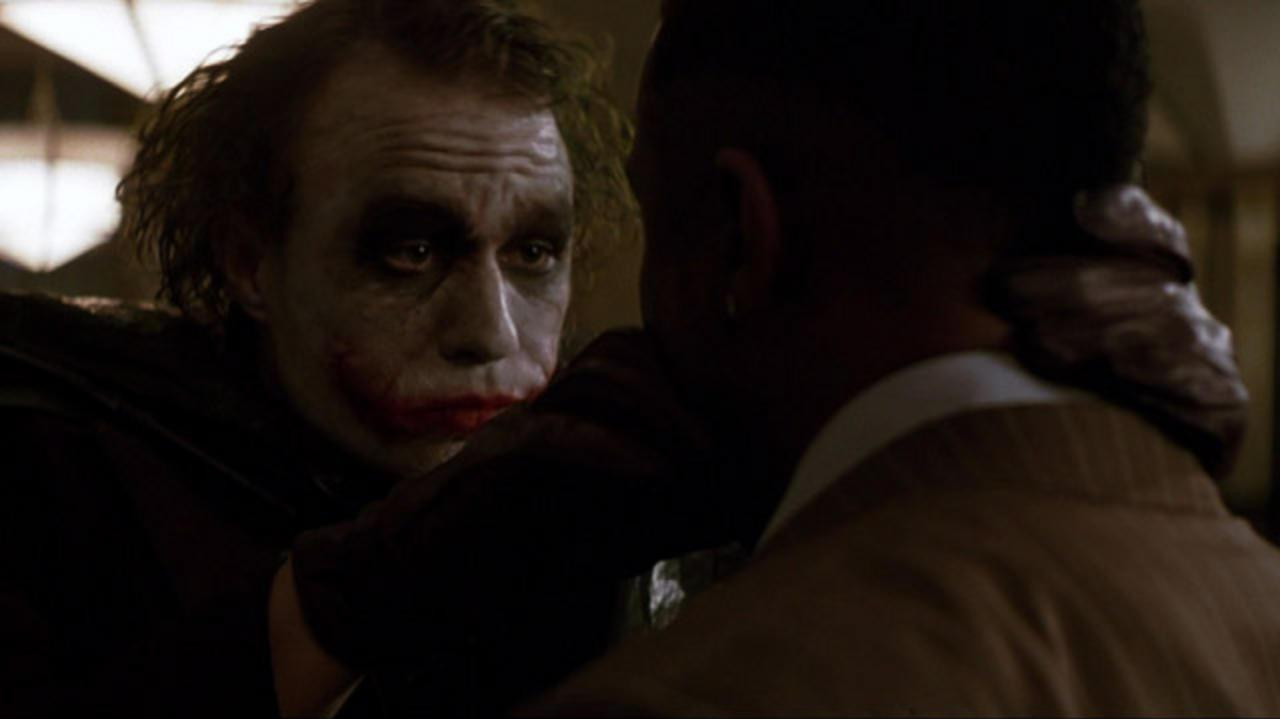 The Dark Knight Why So Serious?